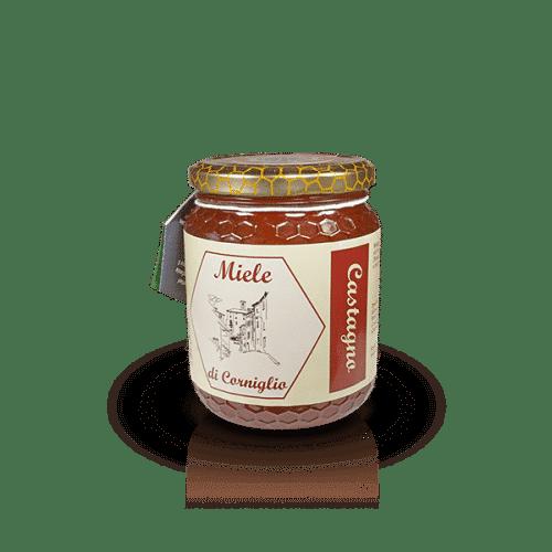 Miele di Castagno di Corniglio della Ditta Superchi Stefania, in vendita sullo shop Parma e Gusto by Prosciuttificio San Nicola