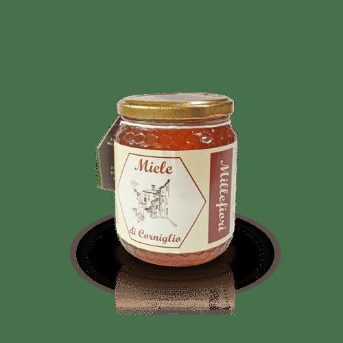 Miele di Corniglio millefiori di Corniglio della Ditta Superchi Stefania, in vendita sullo shop Parma e Gusto by Prosciuttificio San Nicola