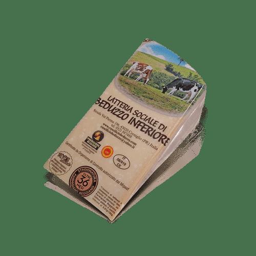 Parmigiano Reggiano 36 Mesi della Latt. Soc. di Beduzzo Inferiore, in vendita sullo shop Parma e Gusto by Prosciuttificio San Nicola