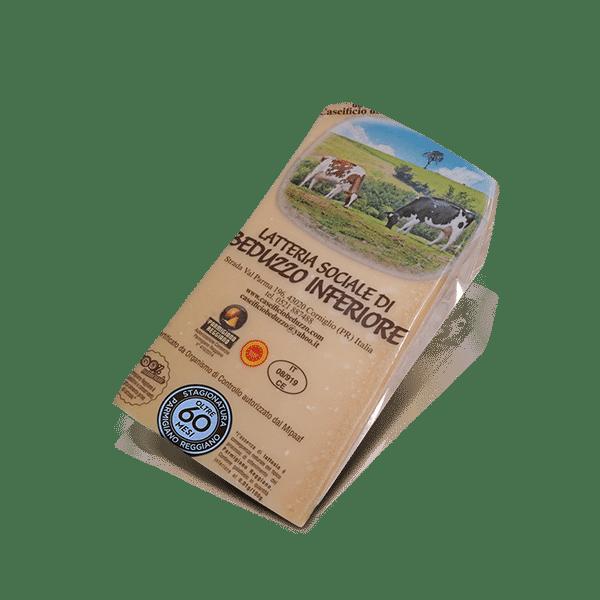 Parmigiano Reggiano 60 Mesi della Latt. Soc. di Beduzzo Inferiore, in vendita sullo shop Parma e Gusto by Prosciuttificio San Nicola
