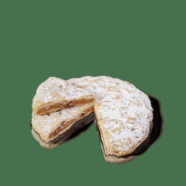 Spongata di Corniglio stesa della Ditta Superchi Stefania, in vendita sullo shop Parma e Gusto by Prosciuttificio San Nicola