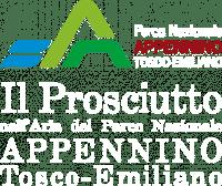 Logo Parco Nazionale Appennino Tosco-Emiliano, in vendita sullo shop Parma e Gusto by Prosciuttificio San Nicola