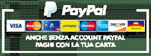 pagamenti sicuri con paypal e carte di credito shop Parma e Gusto by Prosciuttificio San Nicola